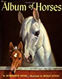 img - for Album of Horses book / textbook / text book