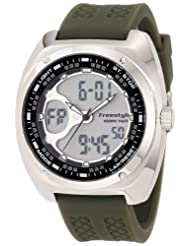 Freestyle MenS 101188 The Contact Analog-Digital Dual Time Date Watch