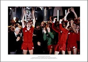 Liverpool Fc 1981 European Cup Final Team Photo Memorabilia