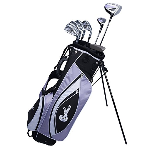 Confidence-Power-II-Ladies-Golf-Clubs-Set-Bag