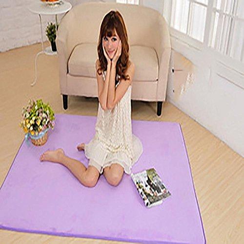 new-day-camera-da-letto-tappeto-ispessita-coral-fleece-tappeto-casa-fumetto-purple-140200