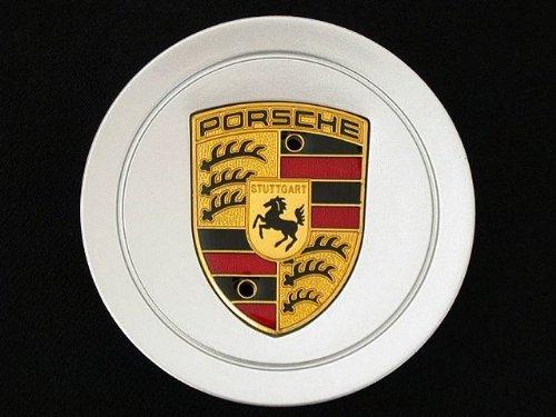 Porsche 986 996 Alloy Wheel Hub Cap (1) GENUINE w/ painted crest (Porsche Rims 996 compare prices)