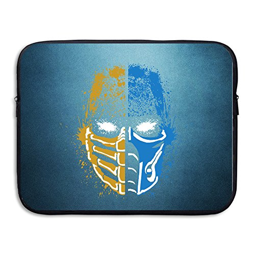 zoena-scorpion-vs-sub-zero-mortal-kombat-anti-shock-laptop-zipper-cover-bag-13-15-inch