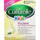 Culturelle Probiotics for Kids Packets, 30 Count