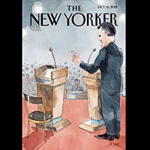 The New Yorker, October 15th 2012 (Nadya Labi, Ariel Levy, Hendrik Hertzberg) Periodical