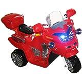 Lil' Rider FX 3 Wheel Battery Powered Bike, Red