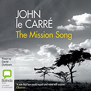 The Mission Song Audiobook