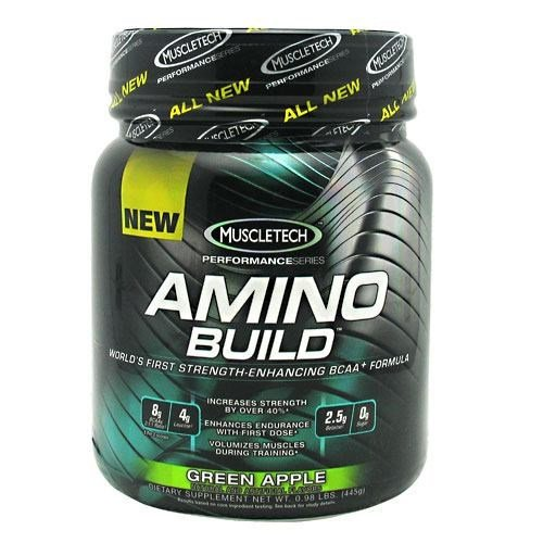 Amino Build Green Apple