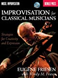 Improvisation For Classical Musicians - Berklee Press Book/CD