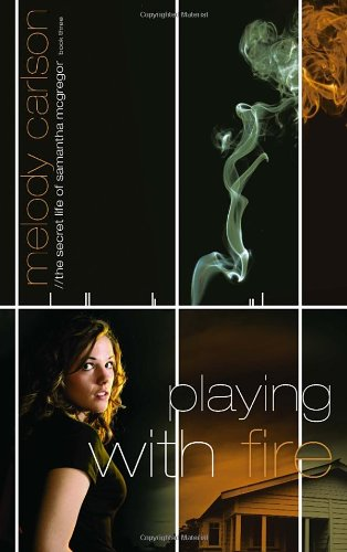 Image of Playing with Fire (The Secret Life Samantha McGregor, Book 3)