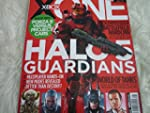 Xbox one magazine #121 halo guardians...