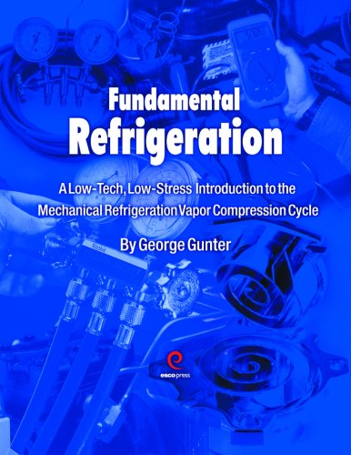 Fundamental Refrigeration - ESCO Press - RC-ESFRGG - ISBN: 1930044232 - ISBN-13: 9781930044234