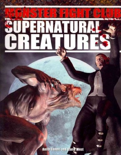 Supernatural Creatures (Monster Fight Club)