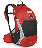 Osprey Escapist 25 (Volcano Red, M/L)