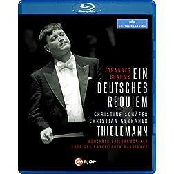 Brahms: Ein Deutsches Requiem [Blu-ray]