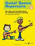Guitar Basics Repertoire (With Free Audio CD)