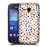 Head Case Cheetah Multi-coloured Animal Back Case For Samsung Galaxy Ace 3 S7270
