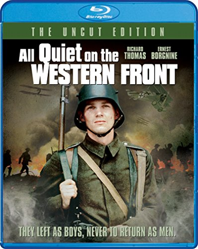 All Quiet On The Western Front [The Uncut Edition] [Blu-ray]