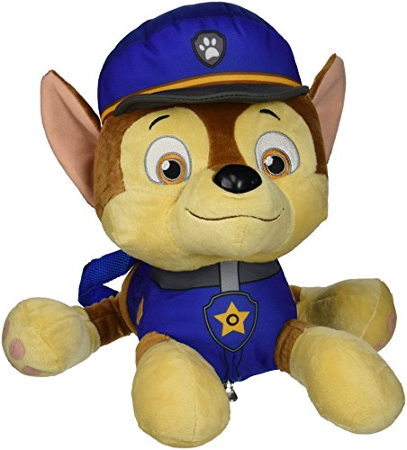 sac-a-dos-teddy-patrouille-canine-paw-patrol-chase-33cm
