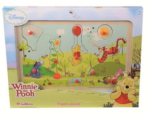 Eichhorn 100003333 - Disney Winnie the Pooh Figuren-Puzzle