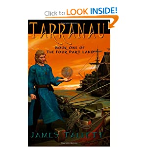 Tarranau: Book One of The Four Part Land (Volume 1)