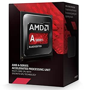 AMD A10-7850K Black Edition Processeur 4 coeurs 3,7 GHz Socket FM2+ Box