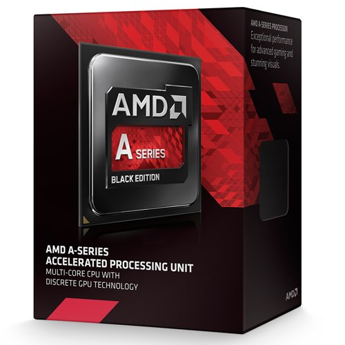AMD A10 AD770KXBJABOX 7700K Black Edition with Radeon R7 Series New FM2+ Kaveri HSA CPU Black Friday & Cyber Monday 2014