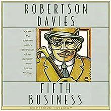 Fifth Business: The Deptford Trilogy, Book 1 | Livre audio Auteur(s) : Robertson Davies Narrateur(s) : Marc Vietor