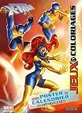 echange, troc Hemma - The uncanny X-Men : Jeux et coloriages