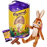 Cadbury Large Caramel Egg and Bunny