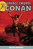 The Savage Sword of Conan Volume 14