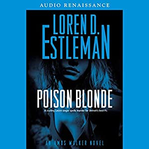 Poison Blonde Audiobook