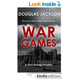War Games (A Glen Savage mystery)