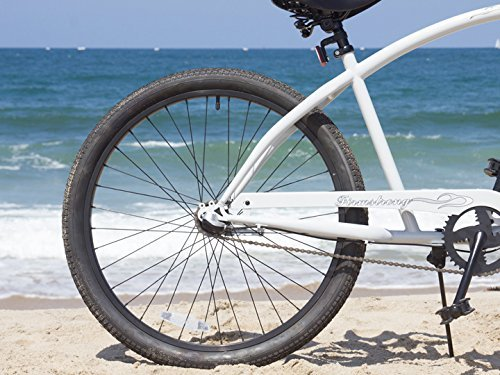 Firmstrong Bruiser Man Beach Cruiser Bicycle, 26-Inch 1
