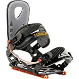 Voile Light Rail Splitboard Bindings Red Mens