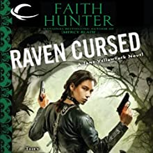 Raven Cursed: Jane Yellowrock, Book 4 (       UNABRIDGED) by Faith Hunter Narrated by Khristine Hvam