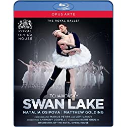 Tchaikovsky: Swan Lake [Blu-ray]