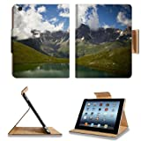 Landscapes Nature Sun Lake Reflection Apple Ipad 2nd 3rd 4th Flip Case Stand Smart Magnetic Cover Open Ports Customized Made to Order Support Ready Premium Deluxe Pu Leather 9 7/8 Inch (250mm) X 7 7/8 Inch (200mm) X 5/8 Inch (17mm) MSD Ipad Professional Ipad generation Accessories Retina Display Graphic Background Covers Designed Model Folio Sleeve HD Template Designed Wallpaper Photo Jacket Wifi 16gb 32gb 64gb Luxury Protector sale 2015
