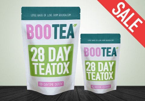 Bootea 28 Day Teatox (Standard Shipping)