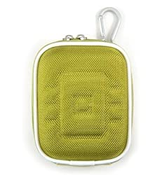 Vangoddytm Nylon Green Digital Camera Case