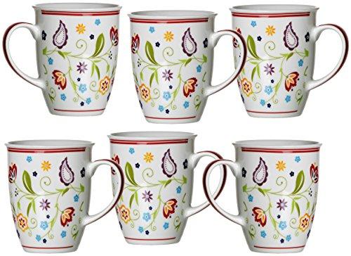 42795 Kaffeebecher-Set Doppio Shanti, 6-teilig