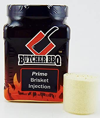 Butcher BBQ Injections