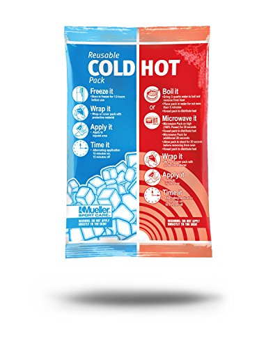 Mueller Reusable Cold/Hot Packs (Small 4.75