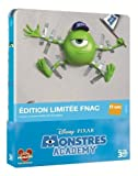 Image de Monstres Academy Combo Blu-Ray 3D Steelbook Edition Spéciale