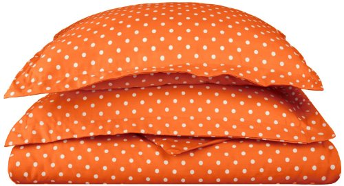 Orange Duvet Cover Twin