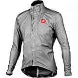 Castelli Pocket Liner Jacket 10094 - Grey 2X Large (6) Grey