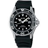 セイコー アルバ SEIKO ALBA ソーラー 腕時計 メンズ ダイバーズウォッチ AEFD530