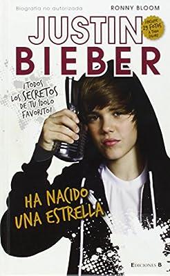 Justin Bieber (Spanish Edition)
