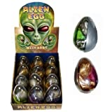 Henbrandt Alien Egg Stretchy Mixed Colours (one Supplied)