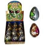 Alien Egg Stretchy Mixed Colours (one...